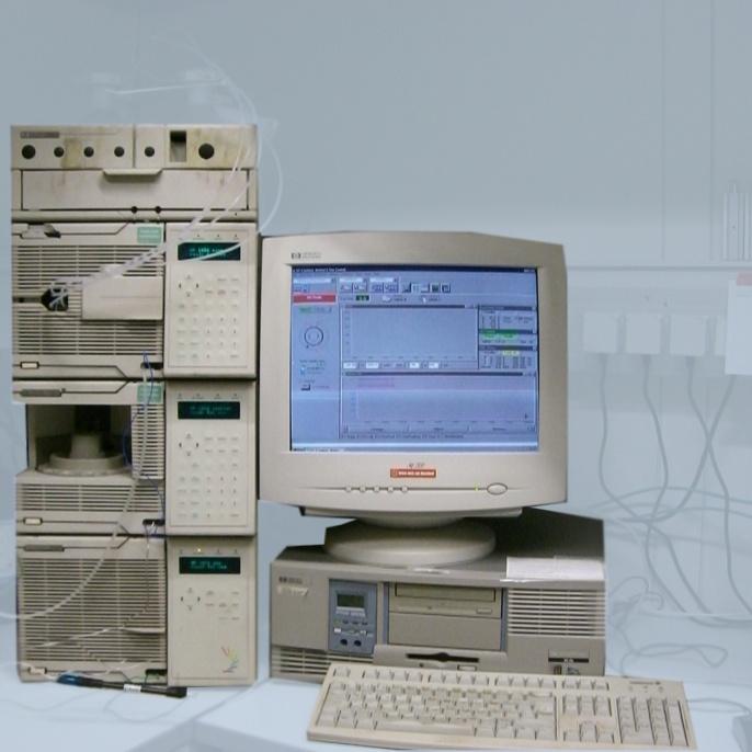 Reverse Phase HPLC System