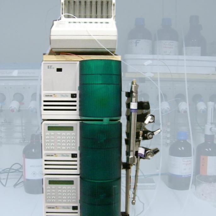 Preperative HPLC System